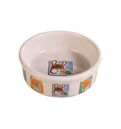 Kanin foderskål Ø 11 cm