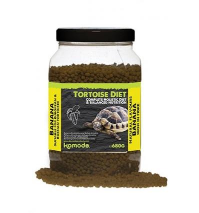 Foder til landskildpadder, Banansmag. 680 gram