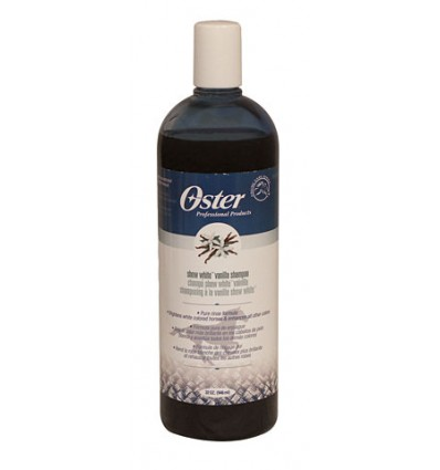 Oster Show White vanillie shampoo 946 ml