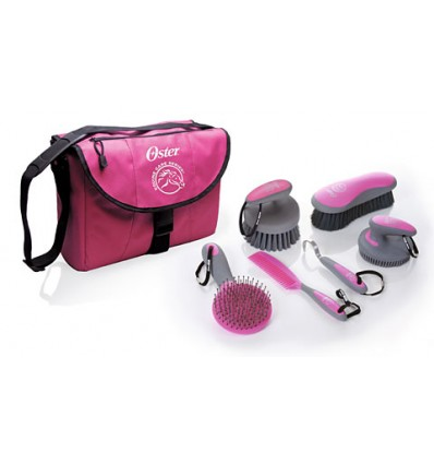 Oster Grooming kit 7 dele Pink/Grå