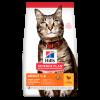 Hill's Science Plan Feline Adult m/Kylling 1,5 kg.