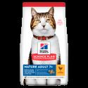 Hill's Science Plan Feline Mature Adult 7+ m/Kylling 10 kg.