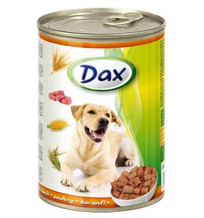 DAX vådkost med oksekød 415 gr.