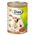 DAX vådkost med Fjerkræ 415 gr.