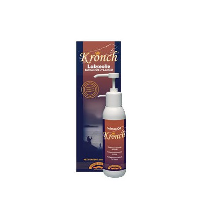 Kronch Lakseolie 2500 ml.