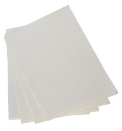 CATAGO Bandageunderlag kraftig filt Hvid 40x50 cm. 1 Stk.