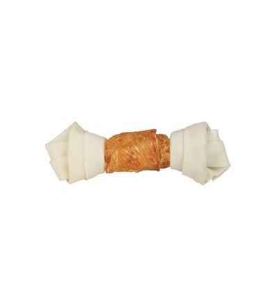 Denta Fun knudeben med kylling 5 cm. 5 stk 70 gr.