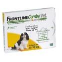 Frontline Combo 3x0,67ml til hund 2-10 kg