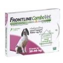 Frontline Combo 3x2,68ml til hund 20-40 kg