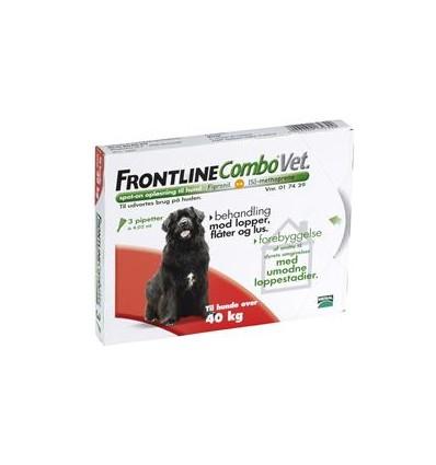Frontline Combo 3x4,02ml til hund over 40 kg