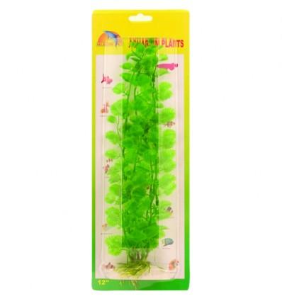 Stængeplante i plast. 30 cm