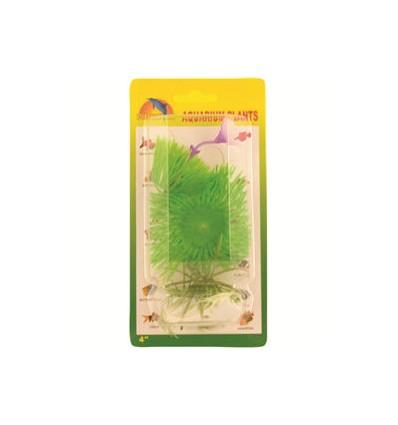 Græs i plast. 10 cm