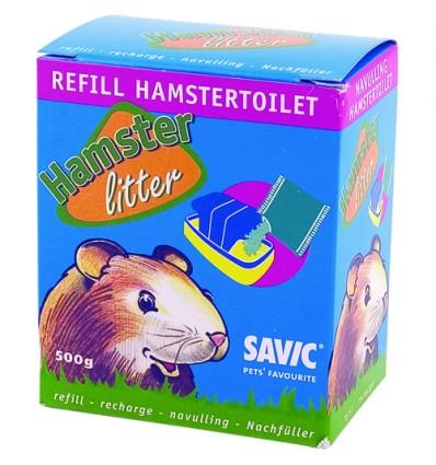 Hamster toiletgrus 500 gr.