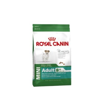 Royal Canin Mini Adult +8 2 kg.
