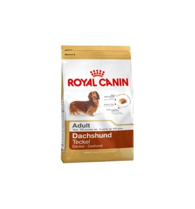 Royal Canin Dachshund Adult 7,5 kg.