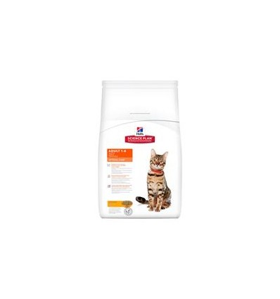 Hill's Science Plan Feline Adult Optimal Care m/Kylling 10 kg.