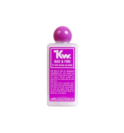 KW 2i1 Shampoo 200 ml.