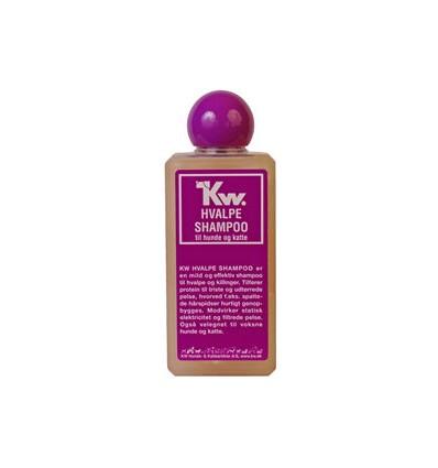 KW Protein/hvalpe Shampoo - 200 ml.