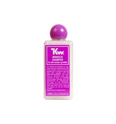 KW Minkolie Shampoo - 200 ml.