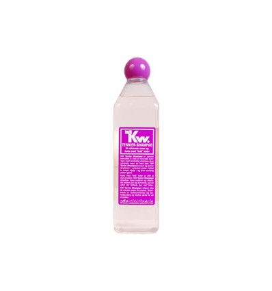 KW Terrier Shampoo - 500 ml.