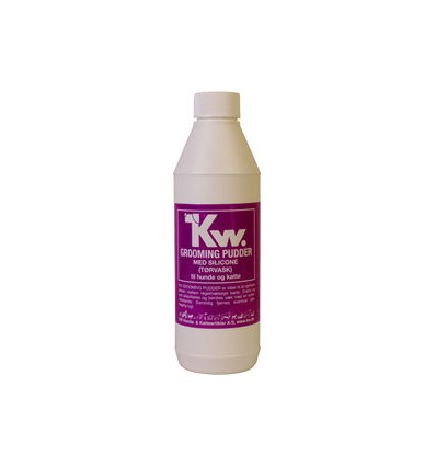 KW Grooming Pudder m/silicone - 350 gr.
