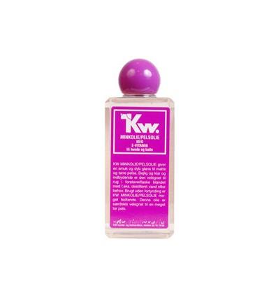 KW Minkolie / Pelsolie - 200 ml.
