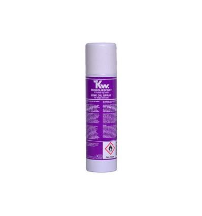 KW Minkolie spray m/F-vitamin - 220 ml.