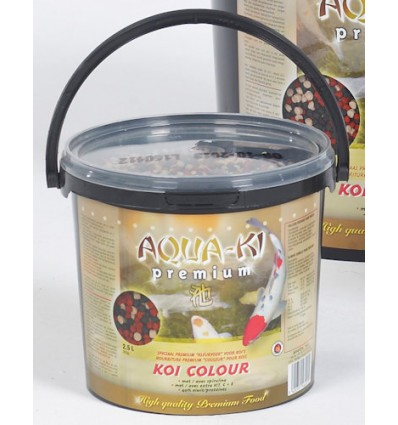 Aqua-Ki Koi Colour - 2,5 ltr.