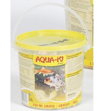 Aqua-Ki gul Flakes 2 ltr. + 0,5 ltr.