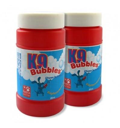 Bubble refills K9 - 2 pak.