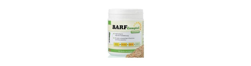 Barf og Vitamin tilskud